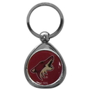 Siskiyou Buckle SHK45C Arizona Coyotes? Chrome Key Chain