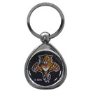 Siskiyou Buckle SHK95C Florida Panthers? Chrome Key Chain