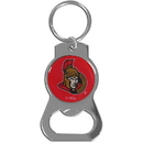 Siskiyou Buckle SHKB120 Ottawa Senators? Bottle Opener Key Chain