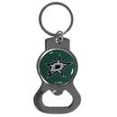 Siskiyou Buckle SHKB125 Dallas Stars Bottle Opener Key Chain