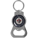 Siskiyou Buckle SHKB155 Winnipeg Jets? Bottle Opener Key Chain