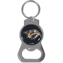 Siskiyou Buckle SHKB40 Nashville Predators? Bottle Opener Key Chain