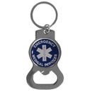 Siskiyou Buckle EMS Bottle Opener Key Chain, SKB50C