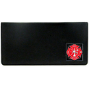 Siskiyou Buckle SNC20 Checkbook Cover - Fire Fighter