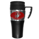Siskiyou Buckle SPTM19 Marines Travel Mug
