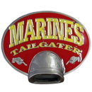 Siskiyou Buckle Marines Tailgater Hitch Cover Class III, STH19TG