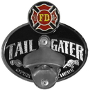 Siskiyou Buckle STH20TZ Firefighter Tailgater Hitch Cover