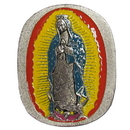 Siskiyou Buckle Lady of Guadalupe Class III Hitch Cover, STH999