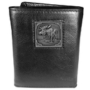 Siskiyou Buckle STR14 Tri-fold Wallet - Moose