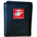 Siskiyou Buckle STR19 Tri-fold Wallet - Marines