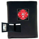 Siskiyou Buckle STR20 Tri-fold Wallet - Fire Fighter