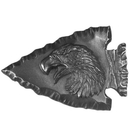 Siskiyou Buckle T92 Eagle Head Antiqued Buckle