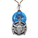 Siskiyou Buckle TP7 Necklace - Buffalo Skull