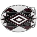 Siskiyou Buckle Y92BE Southwest Design Enameled Belt Buckle