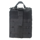 Rip-Away EMT Pouch Tactical Molle Pouch First Aid Kit IFAK Utility Pouch 1000D Nylon