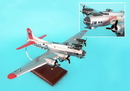 Toys and Models AB17ST B-17G Fortress (Silver), 1/72 scale model
