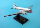 Executive Series C-47 Skytrain Silver 1/72