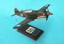 Executive Series P-40b Warhawk 1/24 As Flown By Tex Hill 1/24