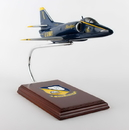 Toys and Models CA04BA A-4 Skyhawk Blue Angels, 1/40 scale model