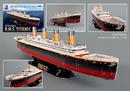 Daron CF4011H Titanic 3D Puzzle 113 Pieces