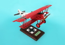 Executive Series Fokker Dvii (D7) Fighter (red) 1/20