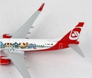 Herpa HE528368 Air Berlin 737-800 1/500 Flying Home For Christmas