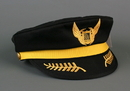 Daron HT004 United Airlines Pilot Hat