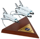Toys and Models KYNASAO3C Active Shuttle Collection, 1/200 scale model