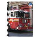 Daron PD18294 Fdny Notebook 80 Pages