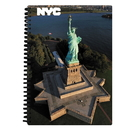 Daron PD18295 Statue Of Liberty Notebook 80 Pages