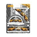 Daron PD18634 Nyc Taxi Ruler Set