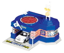 Daron RT8650 Nypd Mini Police Station W/1 Vehicle