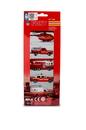 Daron RT8750 Fdny 5 Piece Vehicle Gift Set