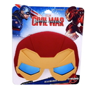 Sun-Staches SG2537Sunstaches Iron Man