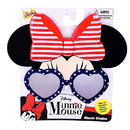 Sun-Staches SG3085 Minnie Red, White & Blue