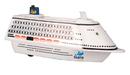 Daron TT4829 Sku#792739-5 Ibero Pullback Cruise Ship