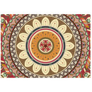 Muka Indian Bohemian Mandala Tapestries, Queen Size Hippie Wall Hanging Print Bedroom Home Decor