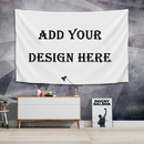 Muka Custom Tapestry Add Your Design Customized Tapestry, Wall Hanging Tapestries for Bedroom, Home Decor