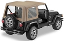Bestop BST51127-33 Replace-a-Top with Clear Windows