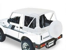 Bestop BST51361-52 Replace-a-Top with Clear Windows