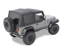 Bestop BST54601-01 Supertop NX with Tinted Windows without Doors