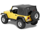 Bestop BST54720-15 Supertop NX with Tinted Windows without Doors