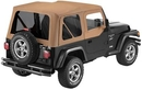 Bestop BST54720-37 Supertop NX with Tinted Windows without Doors