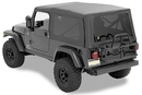 Bestop BST54721-35 Supertop NX with Tinted Windows without Doors