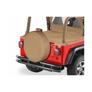Bestop BST61030-37 30 inch Spare Tire Cover in Spice
