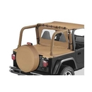 Bestop BST80020-37 Sport Bar Cover in Spice