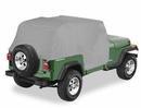 Bestop BST81036-09 All Weather Full Door Coverage Trail Cover