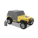Bestop BST81037-09 All Weather Full Door Coverage Trail Cover