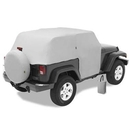 Bestop BST81040-09 All Weather Full Door Coverage Trail Cover