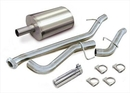 Corsa Exhaust COR24260 DB Series Cat-Back Exhaust System
